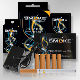 South Beach Smoke Starter Kit